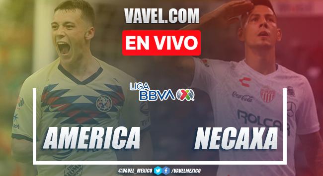 Resumen y goles: América 0-3 Necaxa, Liga MX 2020