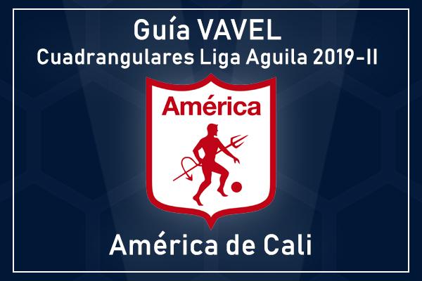 Análisis VAVEL Colombia, Cuadrangulares Liga Aguila 2019-II: América de Cali