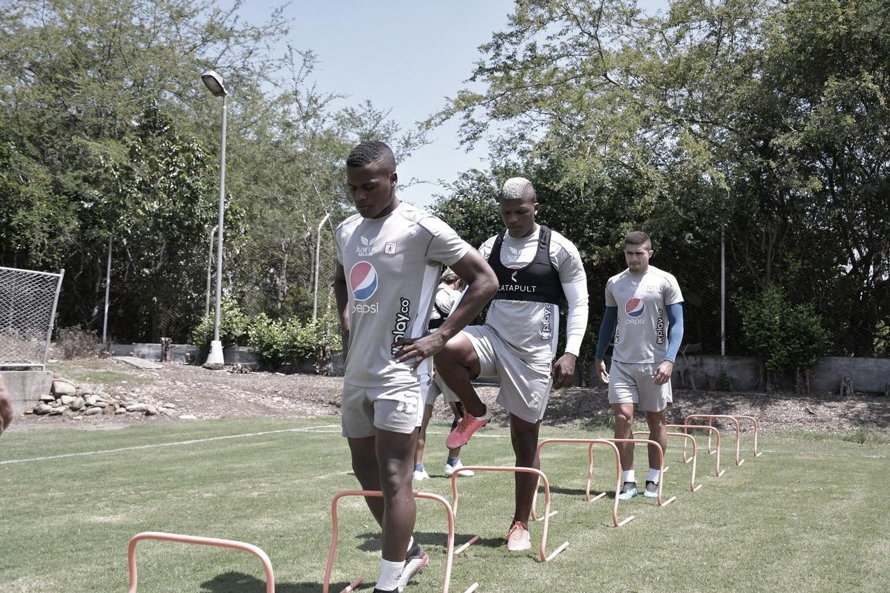 Los citados en América de Cali para su regreso en Copa Libertadores