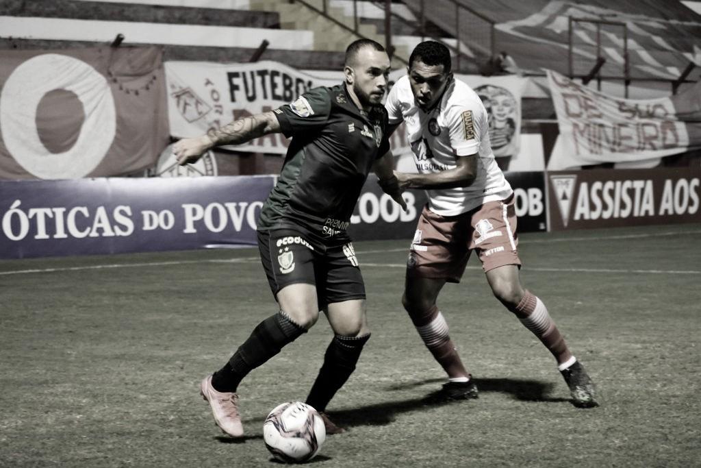 """Sem vencer há três jogos, Lisca admite """"momento difícil"""" do América"""