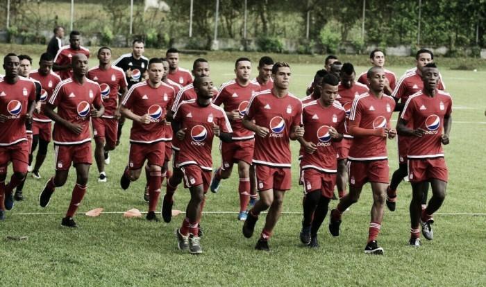 América confirma el plantel convocado para el duelo ante Tolima