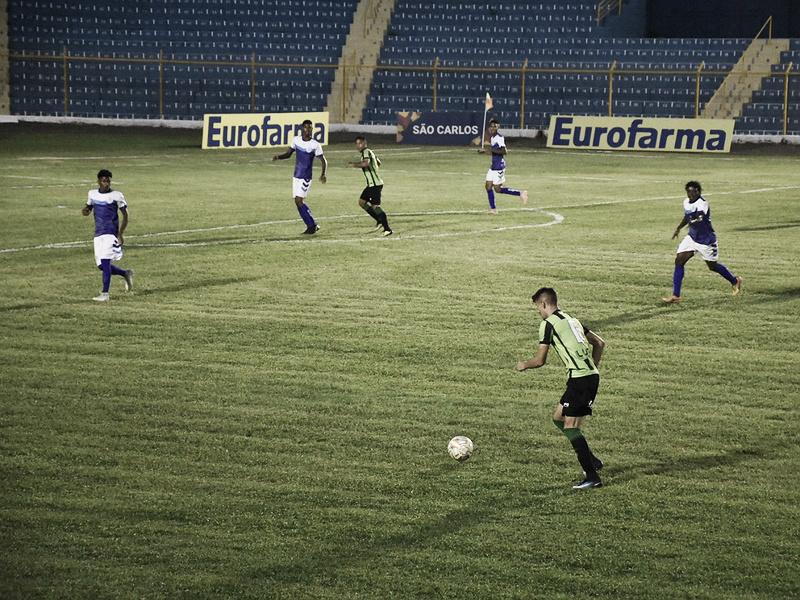 América-MG é surpreendido pelo Atlântico-BA na estreia da Copa São Paulo