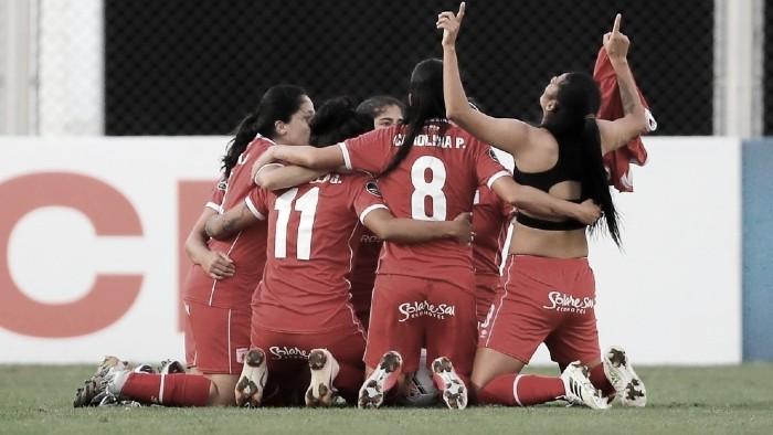 América de Cali, finalista de la Copa Libertadores Femenina