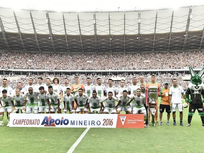 'Talismã' Danilo marca, América segura empate e leva título do Campeonato Mineiro