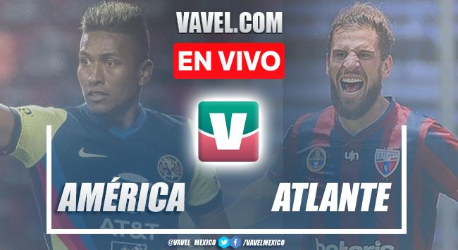 Gol: América 1-0 Atlanteen Partido Amistoso 2021