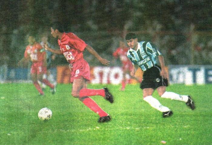 Relembre: América de Cali parava o Grêmio nas semifinais da Copa Libertadores de 1996