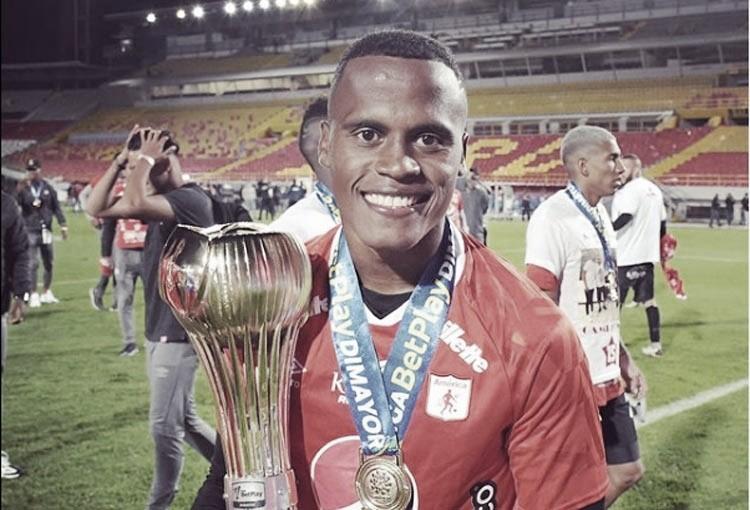 Jhon Arias es nuevo jugador de Independiente Santa Fe