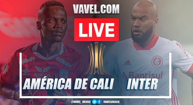 Gols E Melhores Momentos De America De Cali 0x0 Internacional Pela Copa Libertadores 2020 0 0 01 10 2020 Vavel Brasil