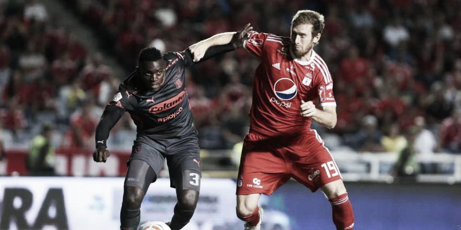 Los datos que dejó la derrota del América ante Independiente Medellín