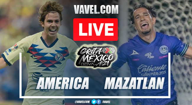 Goals and Highlights: America 2-0 Mazatlan FC in Liga MX 2021