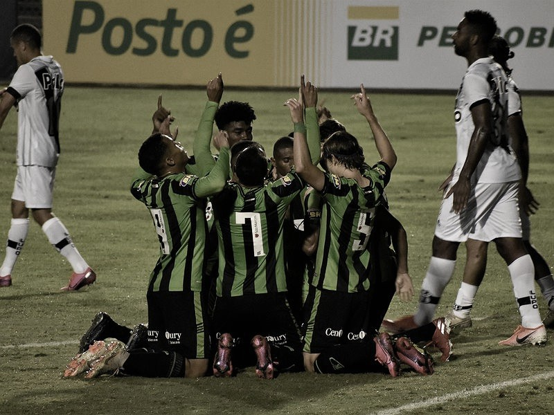 América-MG vence Ponte Preta fora de casa pela Série B do Brasileiro