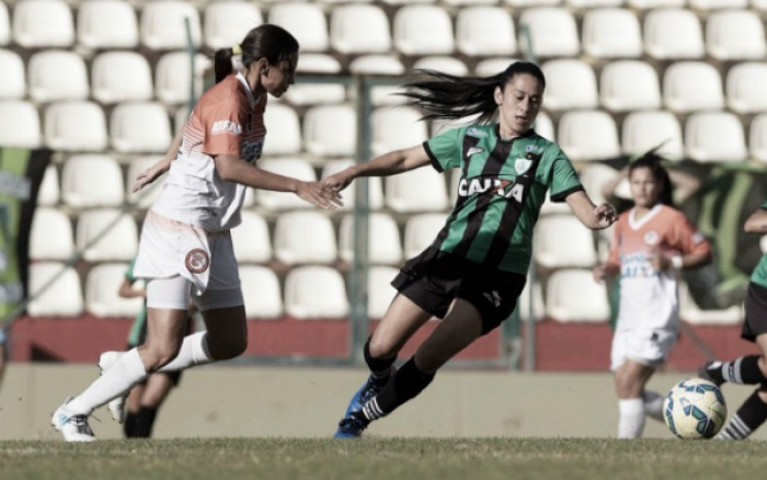 Com Internacional, CBF divulga confrontos de fase preliminar da Série A-2 do Brasileiro Feminino