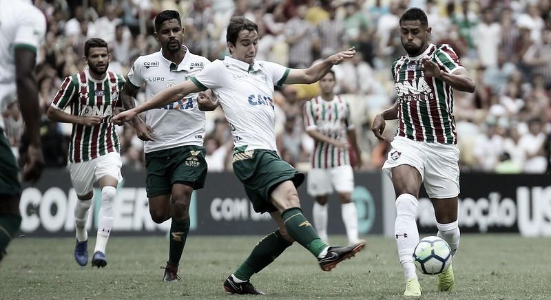 Gol e melhores momentos América-MG x Fluminense pelo Campeonato Brasileiro 2021 (1-0)