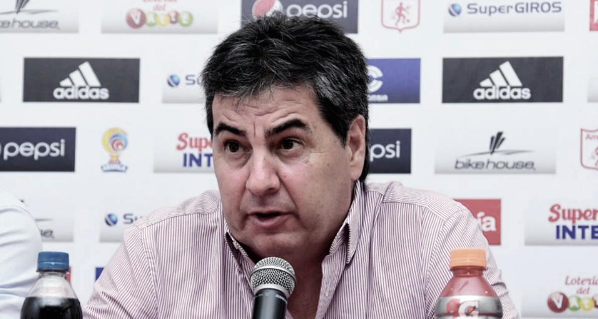 """Jorge Da Silva: """"Si mañana me doy cuenta que yo soy el problema, soy el primero en irme"""""""