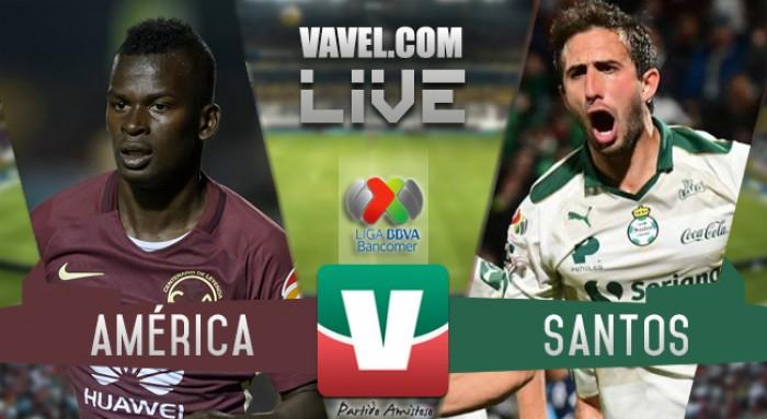 América vence a Santos con genialidad de Darwin Quintero