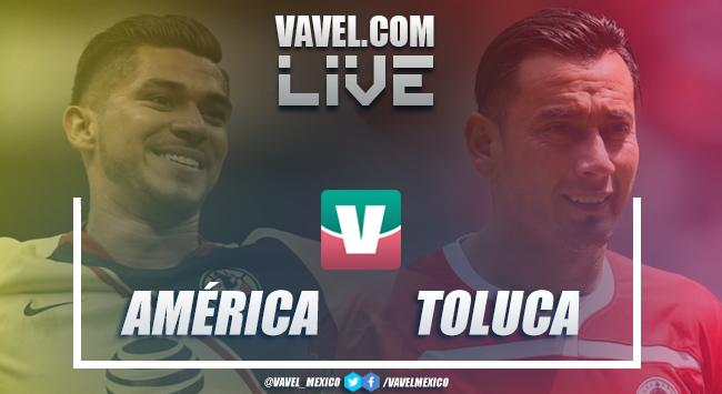 6e5bbe270 Resumen y goles del América 3-2 Toluca en Cuartos de Final de la Liga