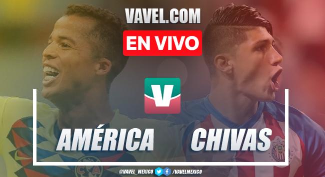Resumen y goles América 0-0 Chivas en Amistoso USA 2019