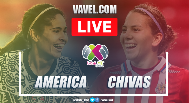 Goals and Highlights America Femenil 2-4 Chivas Femenil in Liga MX Femenil 2021