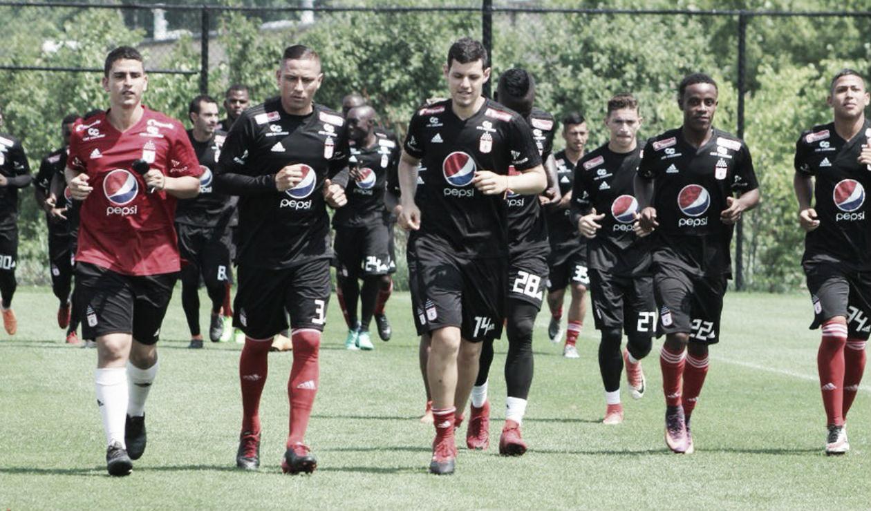 El 'Pecoso' Castro ya tiene sus 18 elegidos para recibir al Independiente Medellín