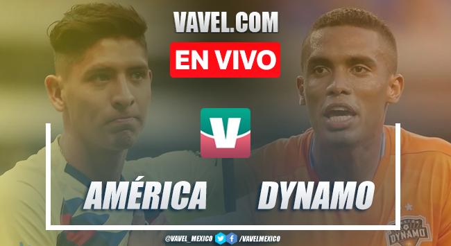 Resultado y goles del: América 1 (6) - (5) 1 Houston Dynamo en Leagues Cup 2019