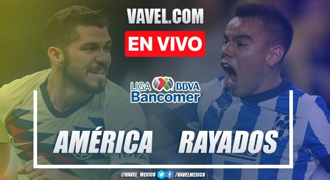 Goles, Resumen y Penales: América 2(2)-(4)1 Monterrey en Gran Final Liga MX 2019