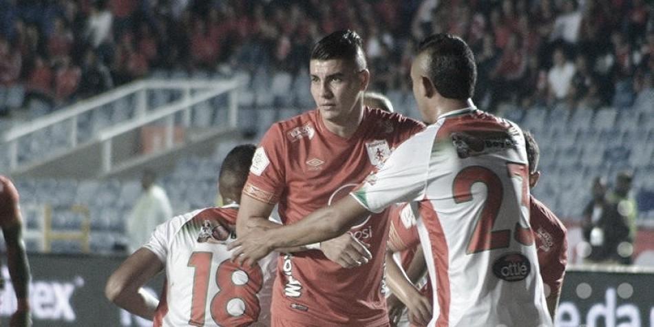 América rescató un empate en el Pascual frente a Patriotas