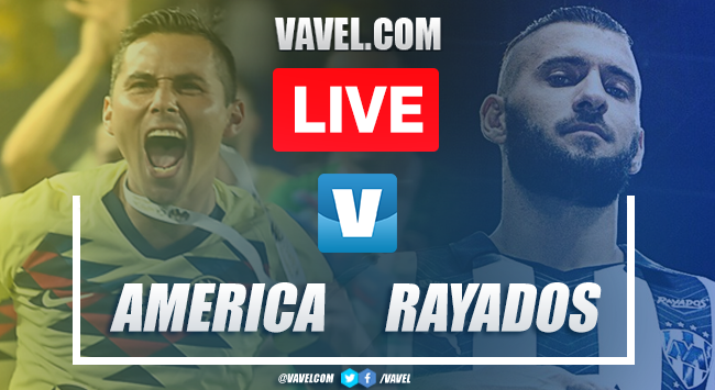 America vs Monterrey: LIVE Stream TV and Score Updates (2-2)