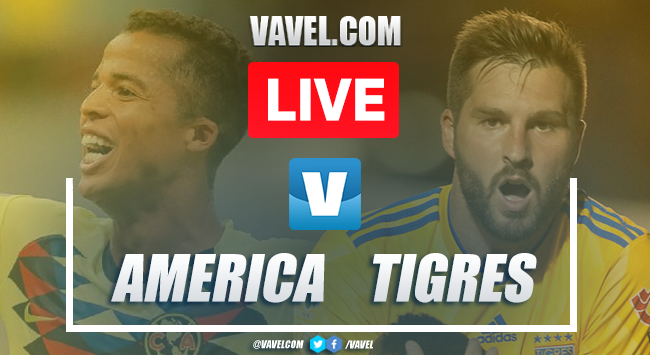 América vs Tigres: Live Stream Online TV Updates and How to Watch Leagues Cup 2019 (0-0)