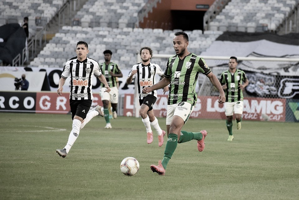 América e Atlético duelam pela segunda vez em busca da vaga na final do Campeonato Mineiro