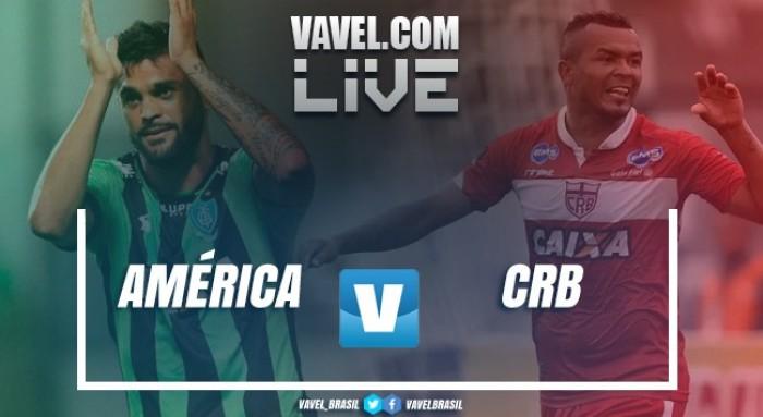 É campeão! América-MG vence CRB por 1 a 0 e conquista Brasileirão Série B 2017