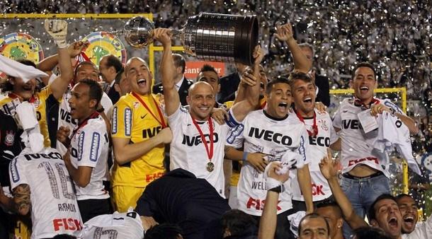 Corinthians campione d'America