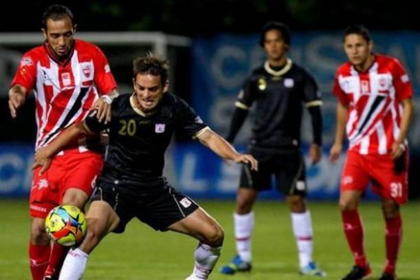Fortaleza goleó a América y está a un paso de clasificar