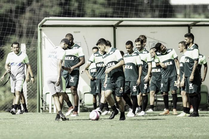 Aponta para cima e escala: América vai até o triângulo encarar Uberlândia pelo Mineiro
