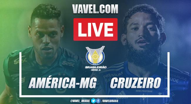 Gols e melhores momentos América-MG 1x2 Cruzeiro pela Série B