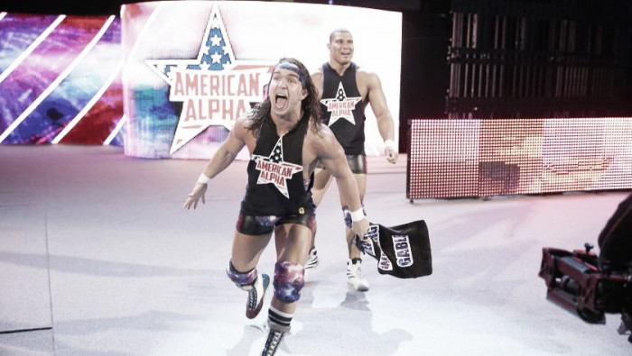 Opinion: WWE dropped the ball with American Alpha