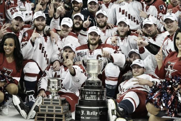 Los Allen Americans se llevan la Kelly Cup 2016