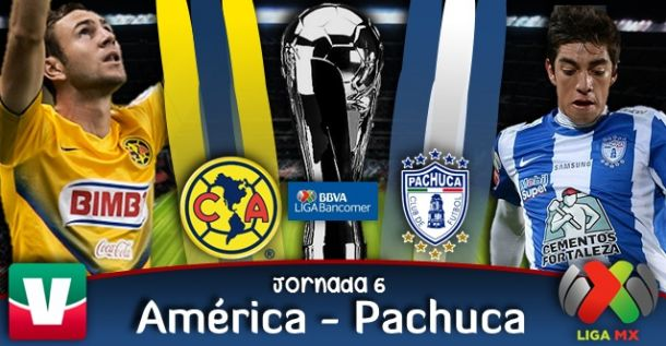 Resultado América - Pachuca en Liga MX (0-1)