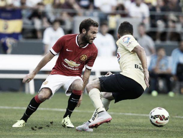 Con gol de vestidor, el Manchester United derrotó a las Águilas