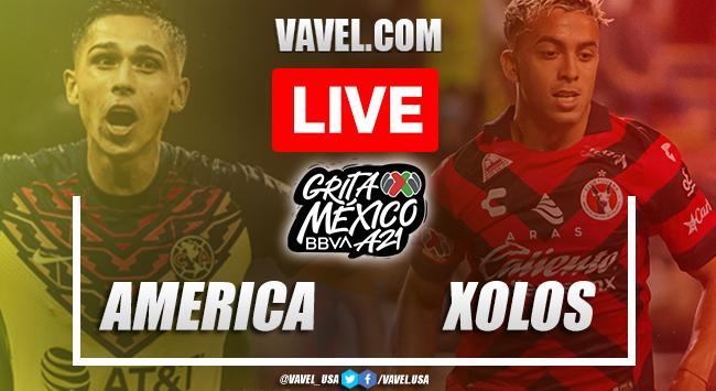 Goals and Highlights America 2-0 Tijuana in Liga MX