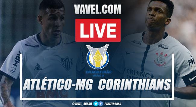 Gols e melhores momentos de Atlético-MG x Corinthians no Brasileirão (3-2)