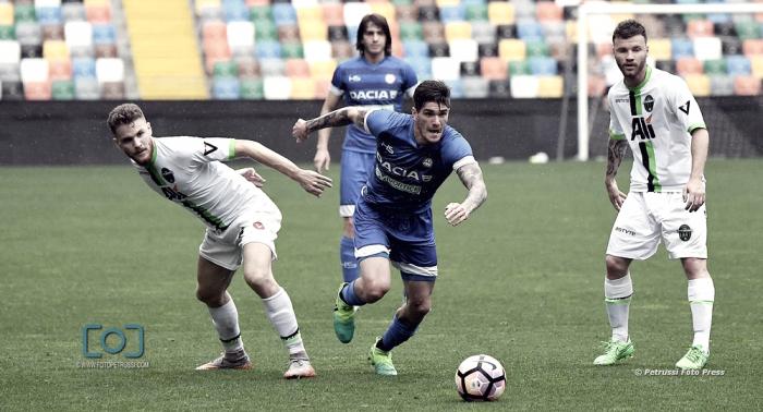 """Udinese - De Paul: """"Dobbiamo dimenticare Bologna e fare la nostra partita con l'Atalanta"""""""