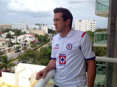 Amione: Quiero ser campeón con Cruz Azul
