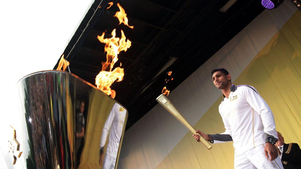 Los Juegos Olímpicos, y la luz del universo