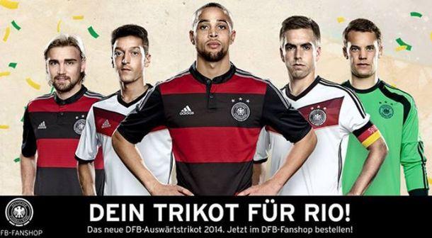 Alemanha afirma ter se inspirado no Flamengo em lançamento do novo uniforme