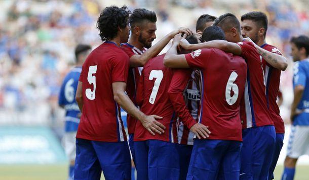El Atlético de Madrid consigue su segunda victoria de la pretemporada