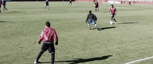 Mañana de fútbol en Villa Dominico