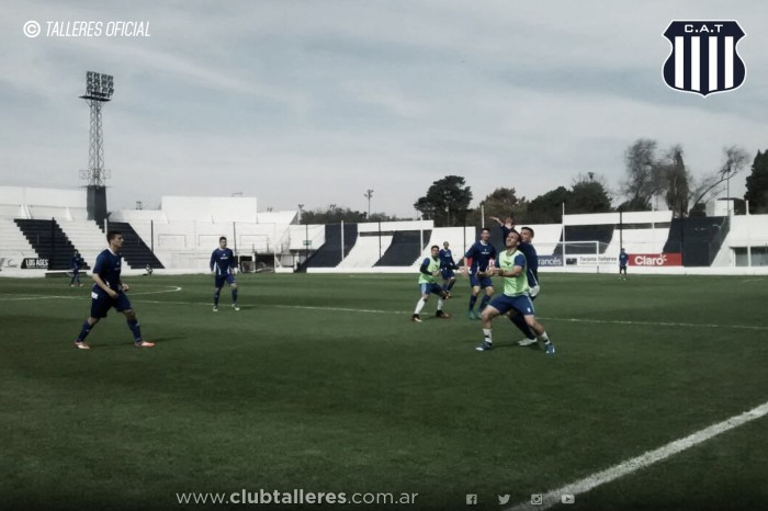 Amistoso de pretemporada: Talleres perdió ante Atlético Rafaela
