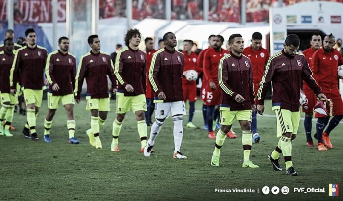 Venezuela ya conoce sus rivales para la próxima fecha FIFA