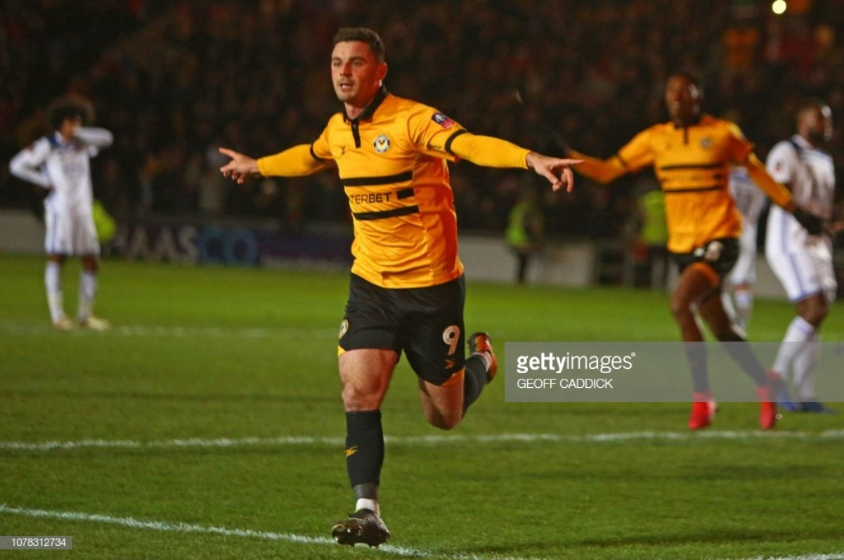 As it happened: Newport County secure historic late FA Cup victory against Leicester