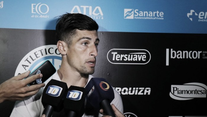 """Joel Amoroso: """"Los tres puntos son muy importantes para nosotros"""""""